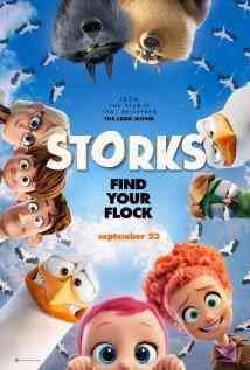 Storks (4K Ultra HD Blu-ray)
