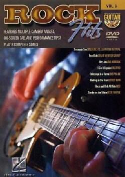 Guitar Play Along Vol 6: Rock Hits (DVD)