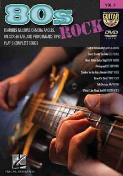Guitar Play Along: 80s Rock (DVD)