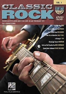 Guitar Play Along: Classic Rock Vol 1 (DVD)
