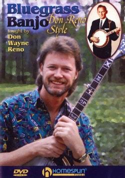 Bluegrass Banjo: Don Reno Style