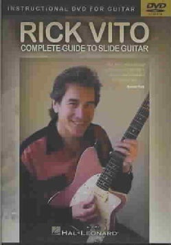 Rick Vito: Complete Guide to Slide Guitar (DVD)