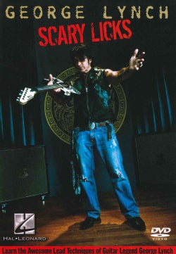 George Lynch: Scary Licks (DVD)