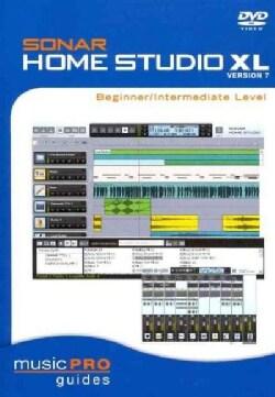 Sonar Home Studio XL Version 7 (DVD)