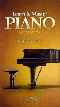 Learn and Master Piano Bonus Workshops (DVD)
