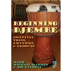 Beginning Djembe (DVD)