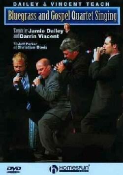 Dailey & Vincent Teach Bluegrass And Gospel Quartet Singing (DVD)