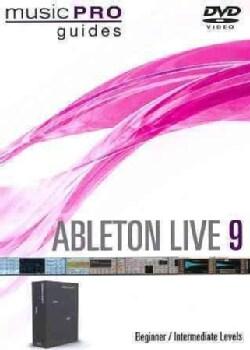 Ableton Live 9: Beginner/Intermediate Level (DVD)
