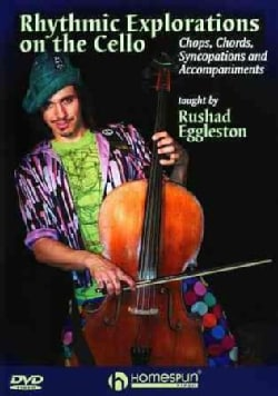 Rhythmic Explorations on the Cello (DVD)