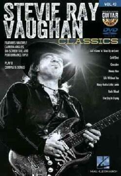 Guitar Play Along: Stevie Ray Vaughan Classics (DVD)