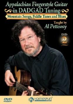 Appalachian Fingerstyle Guitar in DADGAD Tuning (DVD)