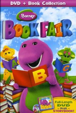 Barney: Book Fair (DVD)