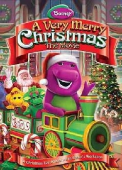 Barney: A Very Merry Christmas (DVD)