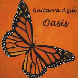 GUITARRA AZUL - OASIS