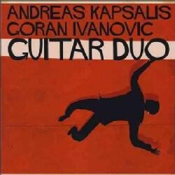 Andreas Kapsalis - Guitar Duo