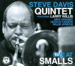 Steve Quartet Davis - Live at Smalls, featuring Larry Willis