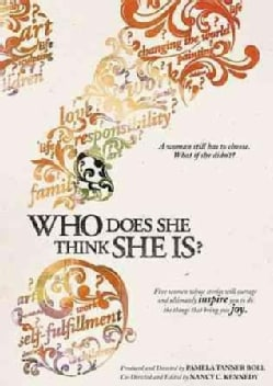 Who Does She Think She Is? (DVD)