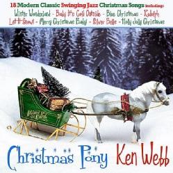 KEN WEBB - CHRISTMAS PONY