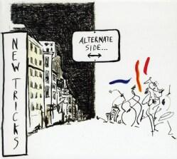 NEW TRICKS - ALTERNATE SIDE