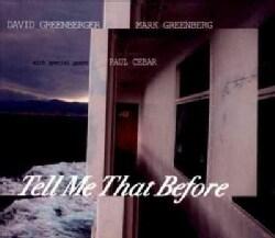 Paul Cebar - Tell Me That Before