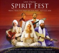 Various - Live from Spirit Fest