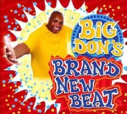 Big Don - Big Don's Brand New Beat