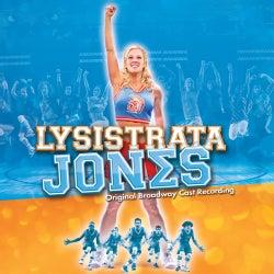 LYSISTRATA JONES - CAST RECORDING