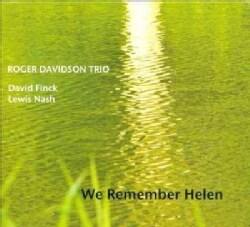 Roger Trio Davidson - We Remember Helen
