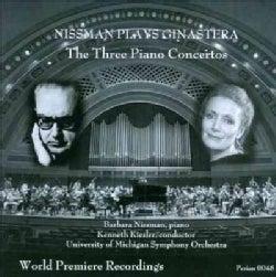 Alberto Ginastera - Ginastera: The Three Piano Concertos
