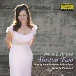 DELIA ZIELINSKA - BOSTON TWO