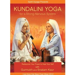 Kundalini Yoga for a Strong Nervous System (DVD)