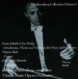 Vienna State Opera Orchestra - Schubert/Hoiby: Sternberg Collection, Vol. 2