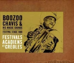 Boozoo Chavis - Festival Stage: 1989: Bozoo Chavis