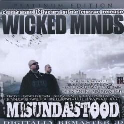 WICKED MINDS - MISUNDASTOOD