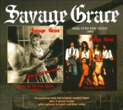 Savage Grace - After The Fall from Grace/Ride Into The Night