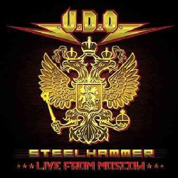 U.D.O. - Steelhammer Live from Moscow