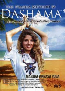 Mantra Vinyasa (Ether/Throat) (DVD)