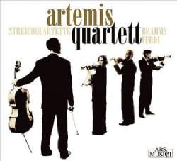 Artemis Quartet - Brahms/Verdi: String Quartets (Streichquartette)