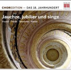 Various - 18th Century: Jauchze, Jubilier Und Singe