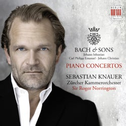 Zurcher Kammerorchester - Bach & Sons