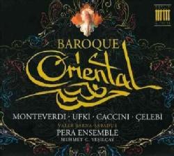 Mehmet C. Yesilcay - Baroque Oriental
