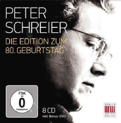 Peter Schreier - Bach: Peter Schreier: The 80th Birthday Edition