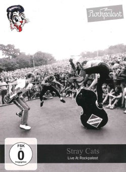 Stray Cats: Live at Rockpalast (DVD)