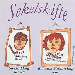 STEFAN & KATARINA STRAM-HARG HARG - SEKELSKIFTE