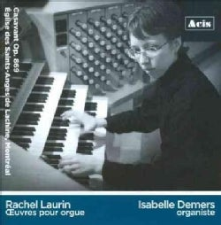 Isabelle Demers - Rachel Laurin Oeuvres Pour Orgue