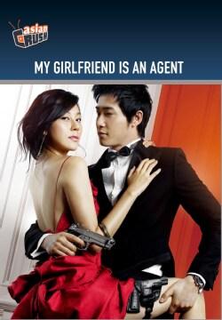 My Girlfriend is an Agent (DVD)