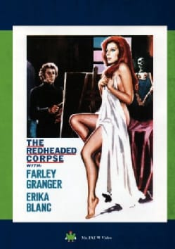 The Red Headed Corpse (DVD)