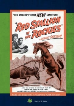 Red Stallion In The Rockies (DVD)
