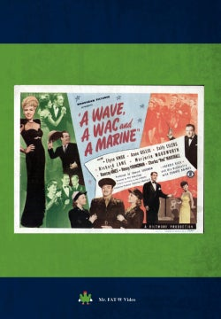 A Wave, A WAC, And A Marine (DVD)