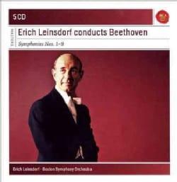 Erich Leinsdorf - Leinsdorf Conducts Beethoven: Symphonies 1-10